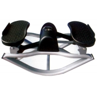 U型平衡搖擺天平式踏板機